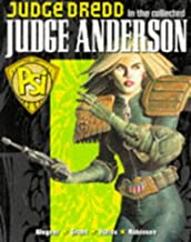 The Complete Judge Anderson (Featuring Judge Dredd)