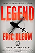 By Eric Blehm - Legend: A Harrowing Story from the Vietnam War of One Green Beret (2015-05-13) [Hardcover]