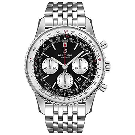 Breitling Watches Breitling Navitimer 1 B01 Chronograph 46 Luxury Men's Watch AB0127211B1A1