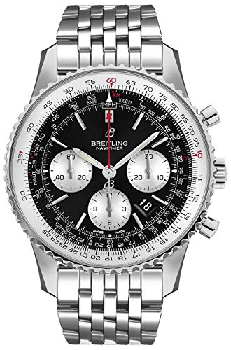 Breitling Navitimer 1 B01 Chronograph 46 Luxury Men's Watch