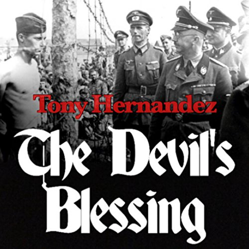 The Devil's Blessing audiobook cover art