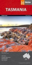 Tasmania State NP Handy 2014: HEMA 1:650K
