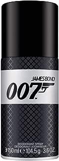 James Bond 007 Men's Deodorant Spray, 3.6 Ounce