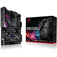 ASUS ROG Strix X570-E Gaming - Placa Base Gaming AMD AM4 X570 ATX con PCIe 4.0, Aura Sync RGB led, 2.5 Gbps y Intel Gigabit LAN, Wi-Fi 6 (802.11ax), Dual M.2, SATA 6Gb/s, soporta Ryzen 3000