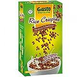 A sólo arroz inflado con el cacao Cereales gluten 250g gratuito