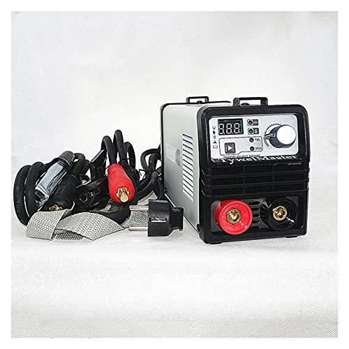 Máquina de soldadora 140/16 0A DC Inversor TIGNO Soldador VRD Electrodo de...
