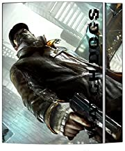 Watch Dogs Game Skin for Sony Playstation 3 Console