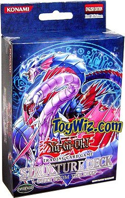 YuGiOh Fury from the Deep 1st EDITION Structure Deck