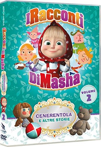 I Racconti di Masha - Cenerentola e altre Storie (DVD)