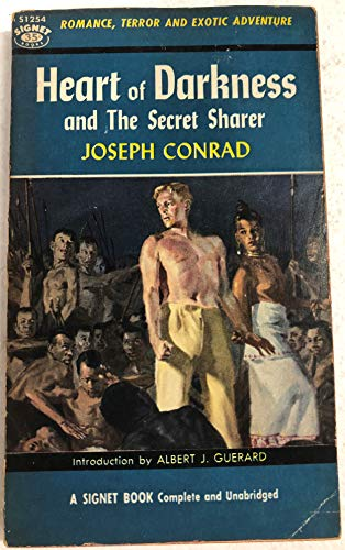 Heart of Darkness and The Secret Sharer 0451514297 Book Cover