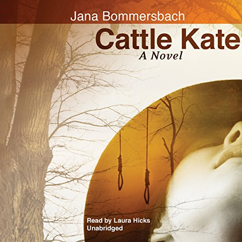 Cattle Kate audiobook cover art