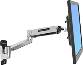 Ergotron LX Sit-Stand Wall Mount LCD Arm - Mounting Kit