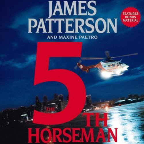 The 5th Horseman audiobook cover art