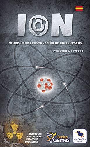 Ion Español MasQueOca Ediciones