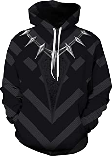 Bettydom Novelty Hoodies Halloween Sweatshirt Long Sleeve Pullover Autumn and Winter Outerwear