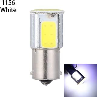 Brake Light Led COB Parking 1156 Ba15s 1157 BAY15D Car Tail Stop Bulb Turn Signal Lamp-1pcs(1156,white)
