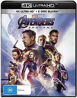 Avengers: Endgame (4K Ultra HD + Blu-ray) (B07QQXPBCF) | Amazon price tracker / tracking, Amazon price history charts, Amazon price watches, Amazon price drop alerts