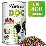 Bionic Nature Zeggi Schutz Snack für Hunde 400g, funktioniert mit Zeckenzange, Zeckenkarte,...