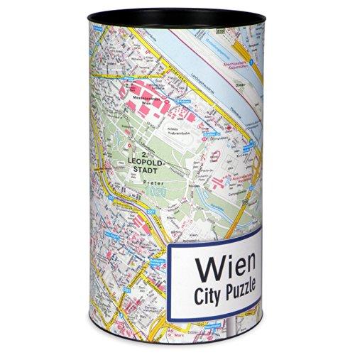 Extragoods City Puzzle - Wien