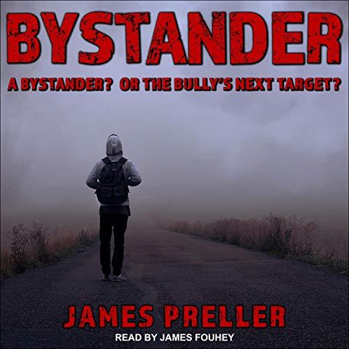 Bystander audiobook cover art