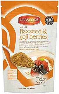 Linwoods Milled Flaxseed & Goji berries - 200g