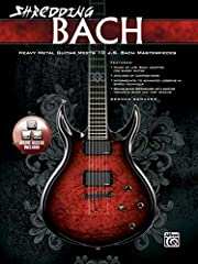 Shredding Bach Book/CD J S Bach is one of the greatest composers and most virtuosic musicians of all time His amazing compositions are technically demanding, which make them the perfect match for heavy metal shred guitar