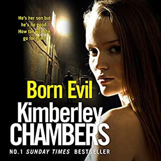 Born Evil cover art