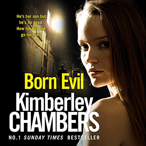 Born Evil audiobook cover art