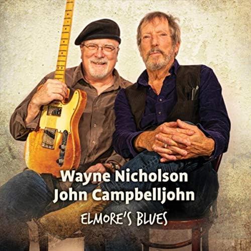 Wayne Nicholson & John Campbelljohn