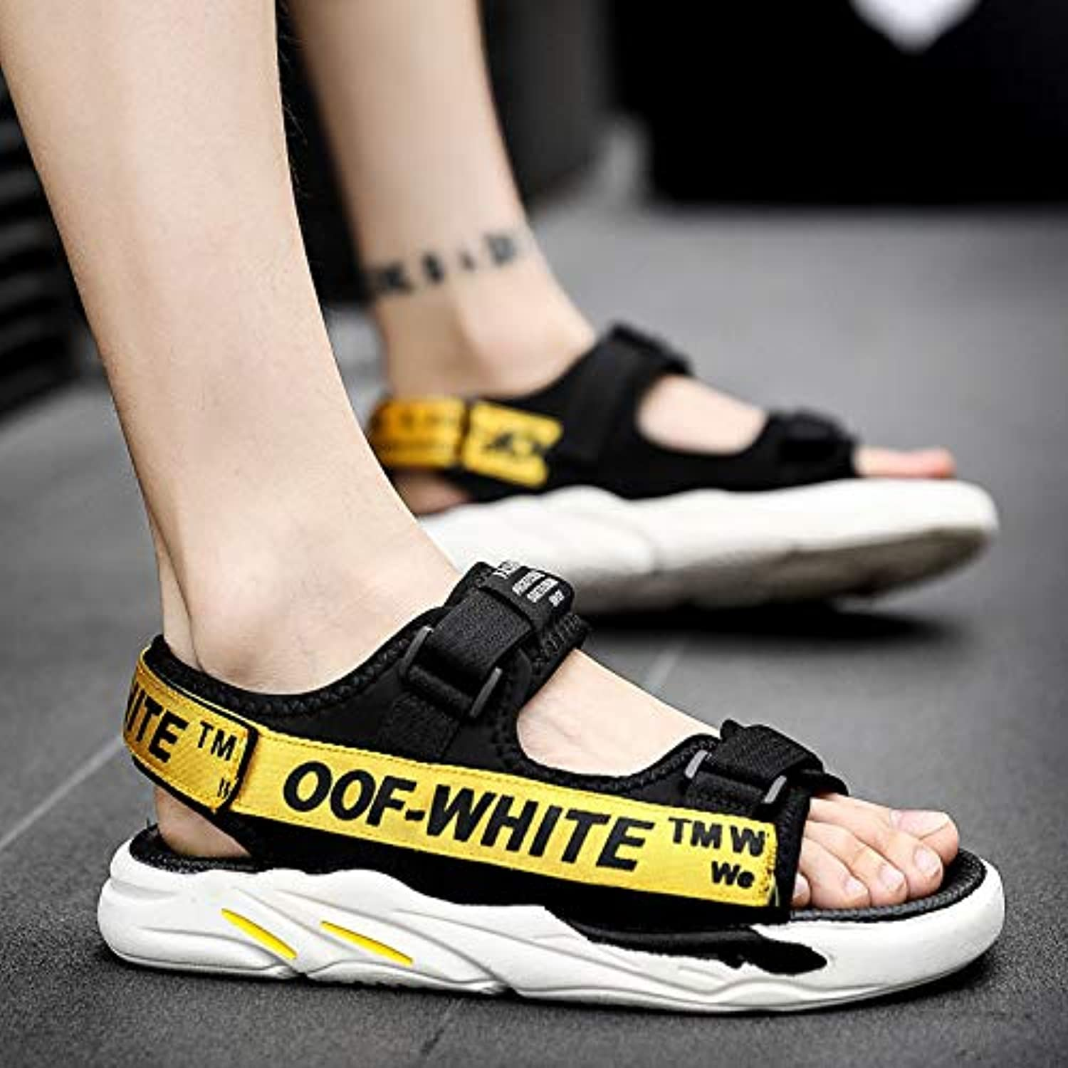 OPPP Water shoes Beach sandals summer fashion wild outdoor river shoes beach casual sandals