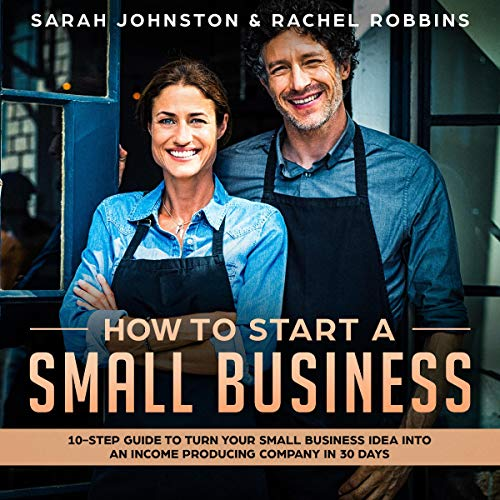 How to Start a Small Business cover art
