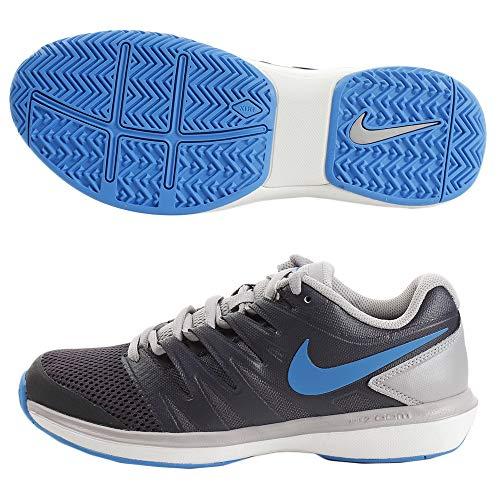 Nike Air Zoom Prestige HC, Scarpe da Fitness Uomo, Multicolore (Gridiron/Photo Blue/Atmosphere Grey...