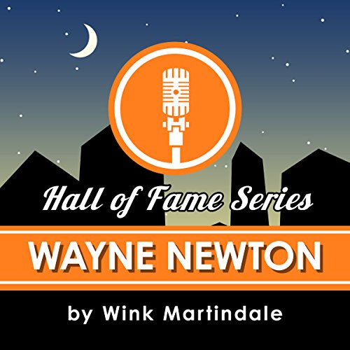Wayne Newton audiobook cover art