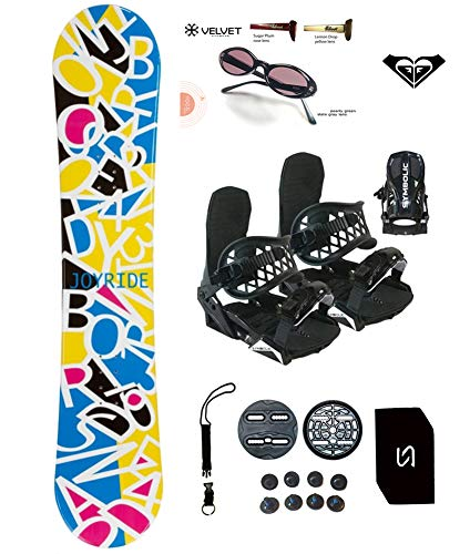 136 snowboard package - 1