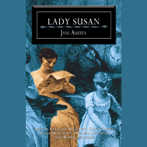 Couverture de Lady Susan