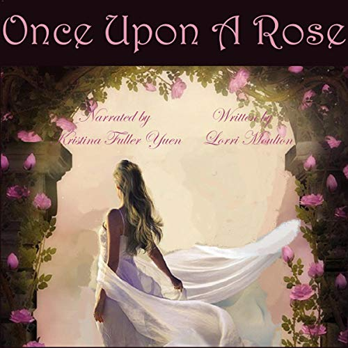 Once upon a Rose audiobook cover art