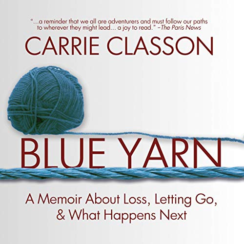 Couverture de Blue Yarn