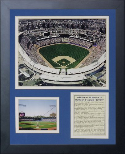 Jackie Robinson Brooklyn Dodgers MLB Double Matted 8x10 Photograph Legends Collage
