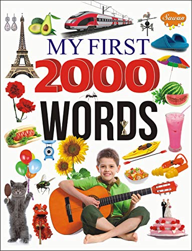My First 2000 Words (Paperback)