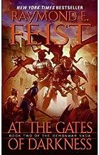 At the Gates of Darkness (Demonwar Saga (Paperback)) (Paperback) - Common