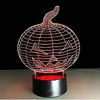 giyiohok ハートバルーン3DLedUSBランプロマンチックな装飾7色光沢ナイトライトギフト母の日クリスマス-B11-B13