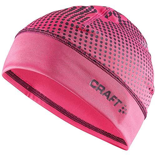 Craft Livigno Bonnet ski de Fond imprimé Langlauf-Gummis, Fantasy/Tune, FR : L (Taille Fabricant : 58 LXL)