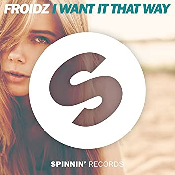 I Want It That Way