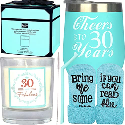 30th Birthday Gifts for Women, 30th Birthday, 30th Birthday Tumbler, 30th Birthday Decorations for Women, Gifts for 30 Year Old Woman, Turning 30 Year Old Birthday Gifts Ideas for Women