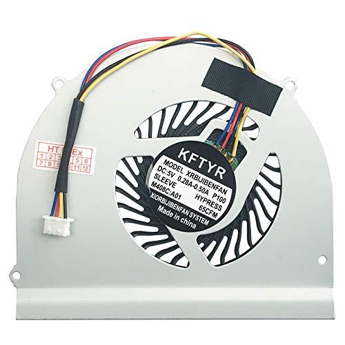 Fan Cooler Compatible with Dell Latitude E6530, Dell P/N: 02MK5J, Model: MF60120V1-C450-G9A