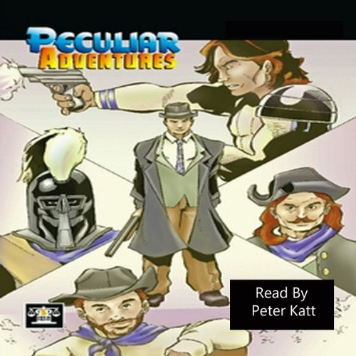 Peculiar Adventures, Vol 1 cover art