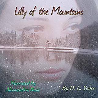 Lilly of the Mountains audiobook cover art