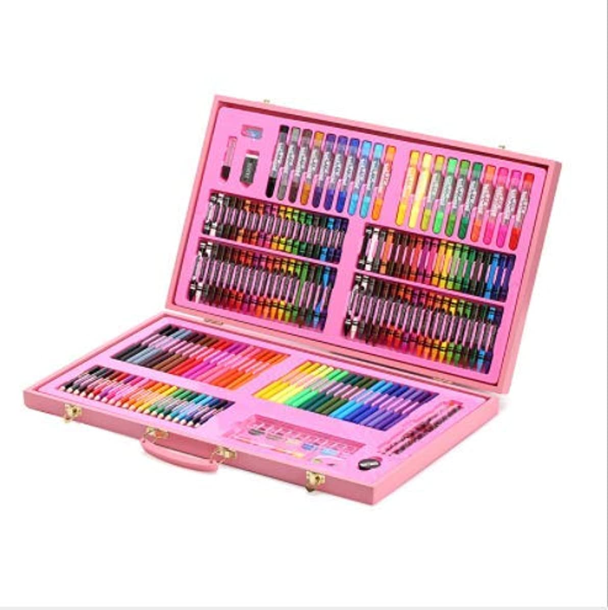 WENZHEN Children's Brush Sets Birthday Gifts Children's Day Children's Day School Prizes Painting Sets Gift Boxes Painting Watercolor Pencils