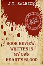 BOOK REVIEW: Written In My Own Heart's Blood