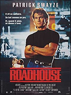 27 x 40 Road House Movie Poster